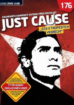 LEVEL 176: Akční nářez Just Cause na DVD