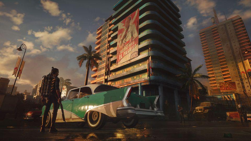 Ukázka z Far Cry 6 představuje skupiny odbojářů, které Dani Rojas pomohou zažehnout revoluci
