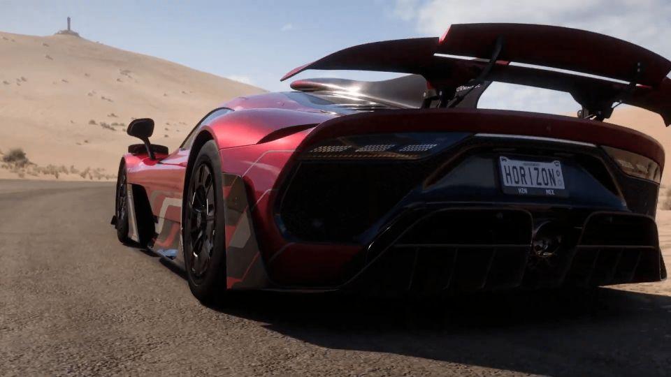 Forza Horizon 5 se ukazuje v dalších záběrech. Microsoft odhalil i limitovaný ovladač