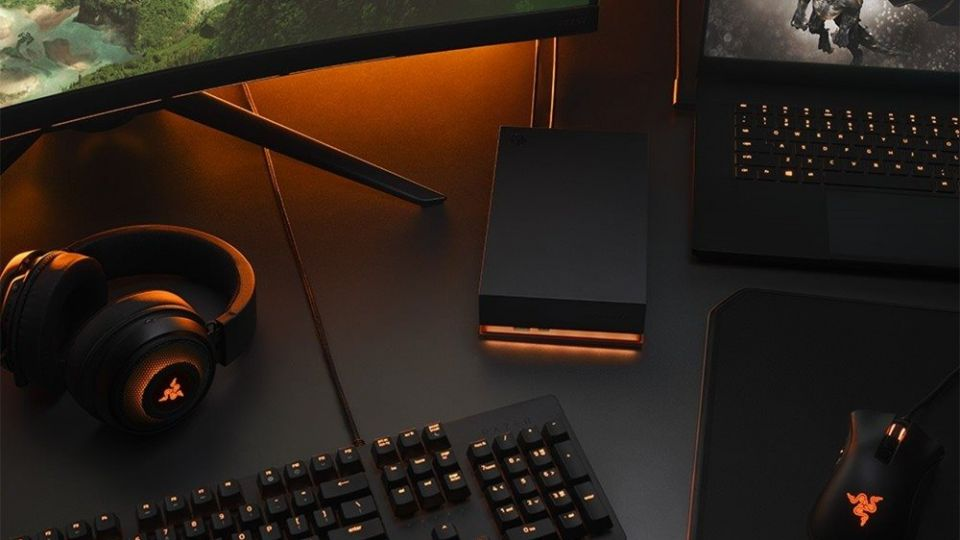 Recenze Seagate FireCuda Gaming Hub a HDD, úložiště pro herní nadšence
