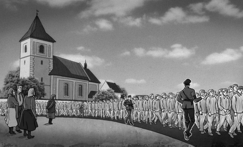 Svoboda 1945 se ukazuje v traileru