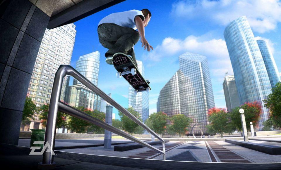 Nové Skate se rýsuje. Autoři naznačují otevřený svět, multiplayer i úpravy sportovců