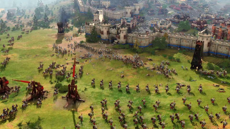 Age of Empires 4 dostává oficiální datum vydání