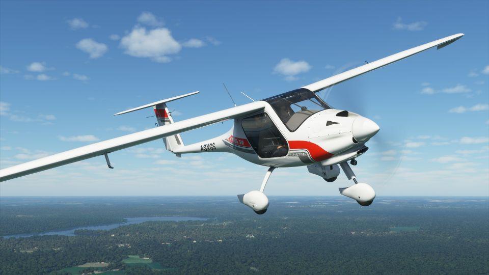 Microsoft Flight Simulator ukázal chystané lokace, Junkers JU-52 a volokoptéru