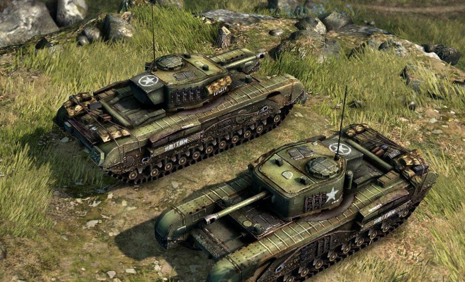 Představujeme RTS Blitzkrieg 3