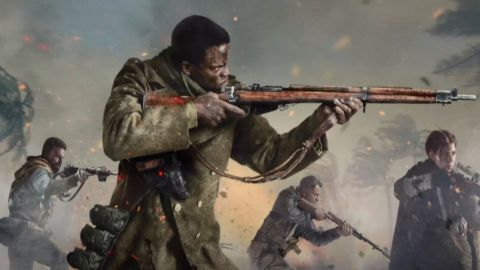 Podívejte se na snímky z Call of Duty: Vanguard pořízené válečnými fotografy