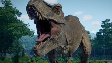 Oznámen Jurassic World Evolution 2. Hra přinese vodní dinosaury i další nástroje pro správu