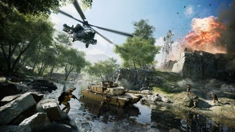 Battlefield 2042 nabídne otevřenou betu v září