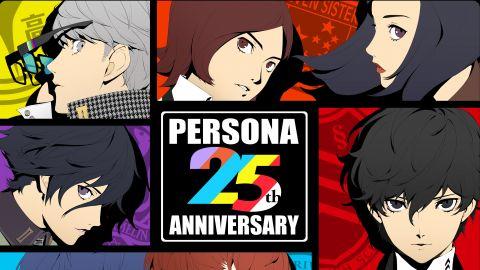 25. výročí série Persona se ponese ve znaku herních oznámení