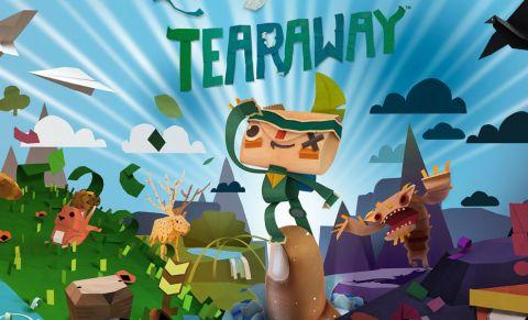 Známe datum vydání Tearaway Unfolded