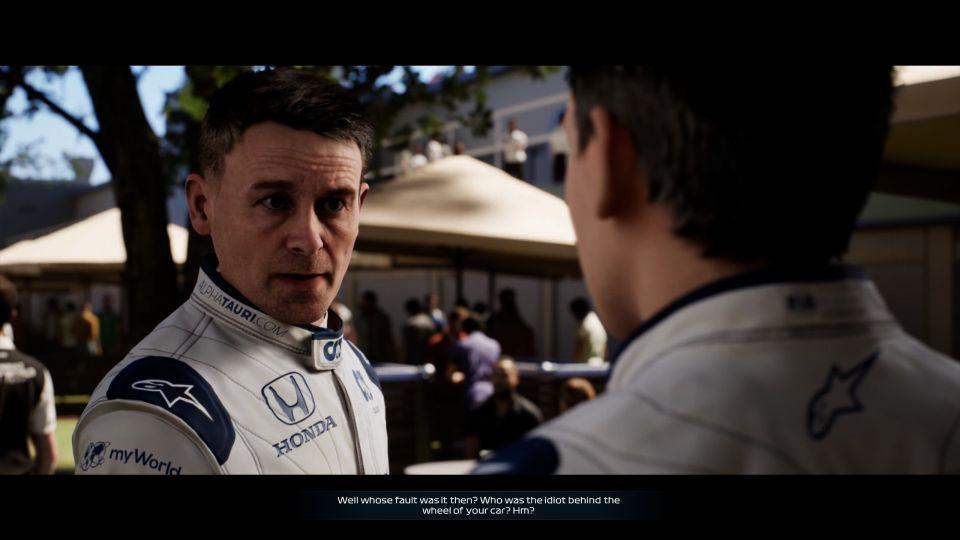 Nechci házet vinu na ostatní, ale myslím, že to byl Marcus Ericsson...