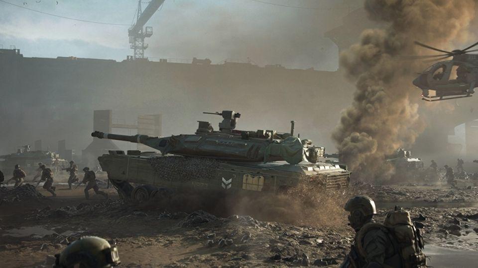 Battlefield 2042 omezí počet hráčů na minulé generaci konzolí. Battle royale režim se nechystá