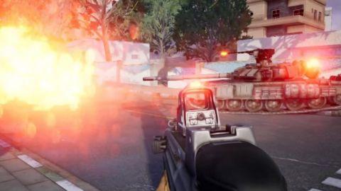 První záběry z hraní Battlefield Mobile předvádí režim Conquest