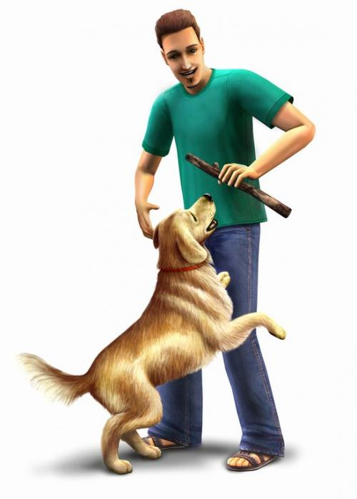 The Sims 2 Pets (DS)