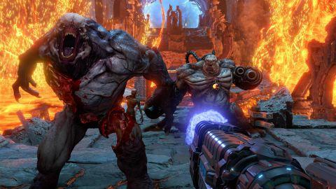 NVIDIA oznámila Doom Eternal RTX. Přinese ray tracing i DLSS, velké změny ale vidět nejsou