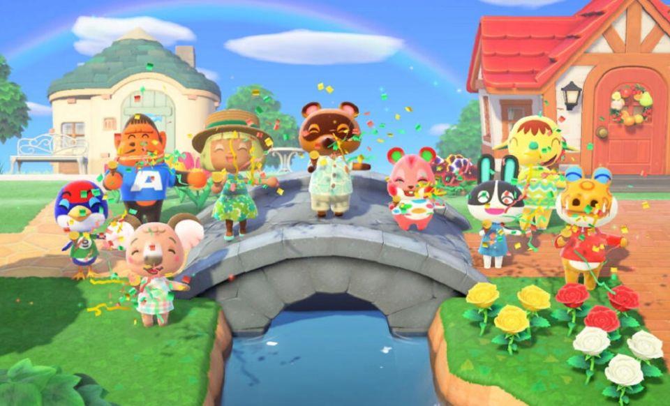 Animal Crossing zažívá reviewbombing