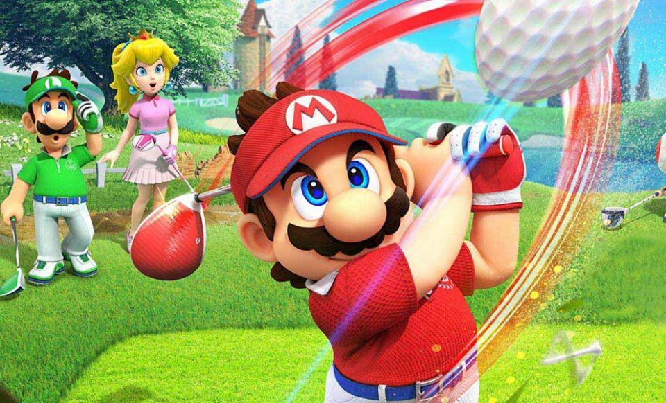 Letos vyjde Mario Golf: Super Rush