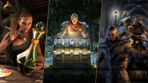The Elder Scrolls Online zanedlouho rozšíří loot boxy za herní měnu