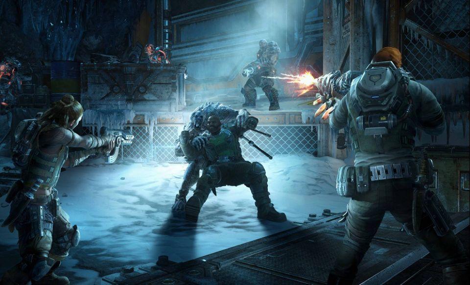 Gears 5 se dočká příběhového DLC
