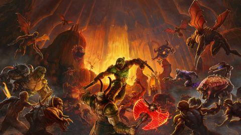 Doom Eternal upouští od ambiciózního režimu Invasion ve prospěch tradiční hordy