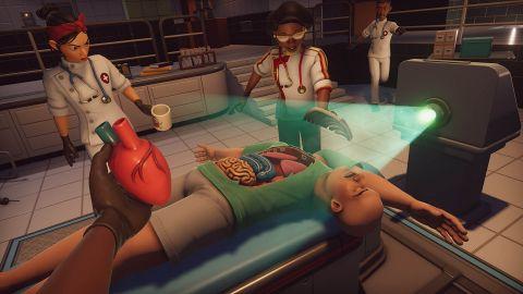Surgeon Simulator 2 se v září objeví na Steamu i Xboxu