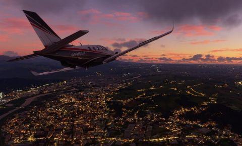 Instalace Microsoft Flight Simulator se s poslední aktualizací zmenšila na polovinu