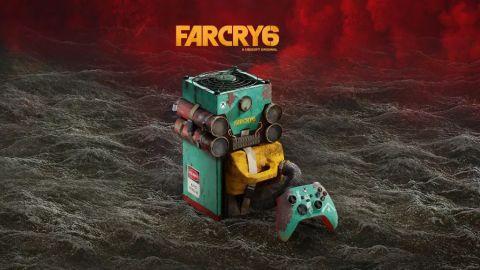 Far Cry 6 přináší asi nejšílenější design Xboxu Series X. Jde o cenu do soutěže