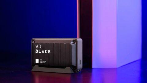 Recenze disků WD_BLACK SN750 SE Battlefield 2042 a WD_BLACK D30