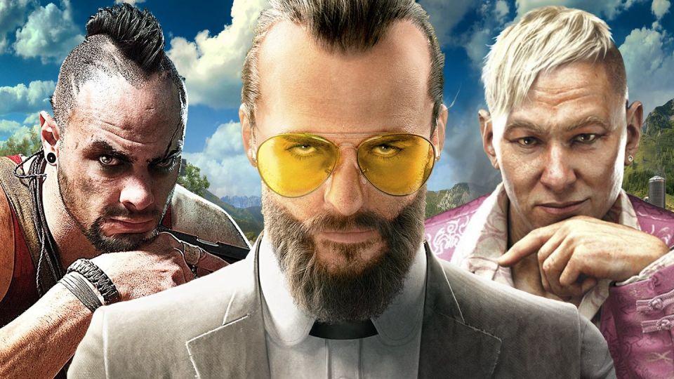 Far Cry 6 nás skrze DLC nechá hrát za záporáky starších dílů
