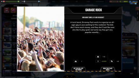 Okej, narážky na metalcore bych tady úplně nečekal, ale jsem pozitivně potěšen a Parkway Drive u sebe samozřejmě zahrát nechám!