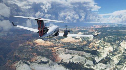 Microsoft Flight Simulator mění podobu severských zemí a prozrazuje novinky konzolové verze
