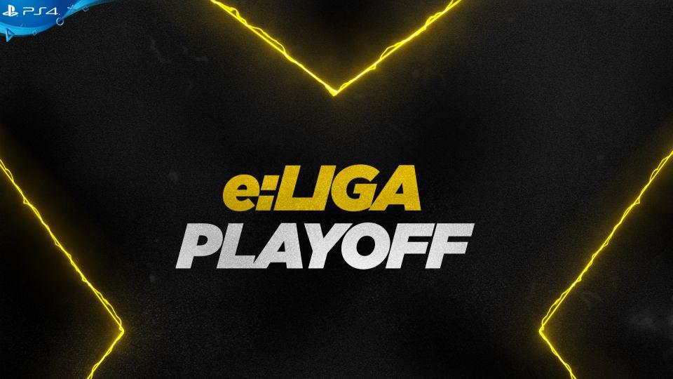 e:liga playoff