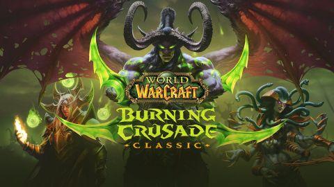 Dnes o půlnoci vyjde The Burning Crusade Classic