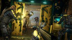 Lokace v Rainbow Six Extraction jsou třikrát větší než v Rainbow Six Siege. Video ukazuje další mimozemské potvory