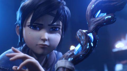 Recenze Kena: Bridge of Spirits, překrásného interaktivního animáku s nezajímavým příběhem