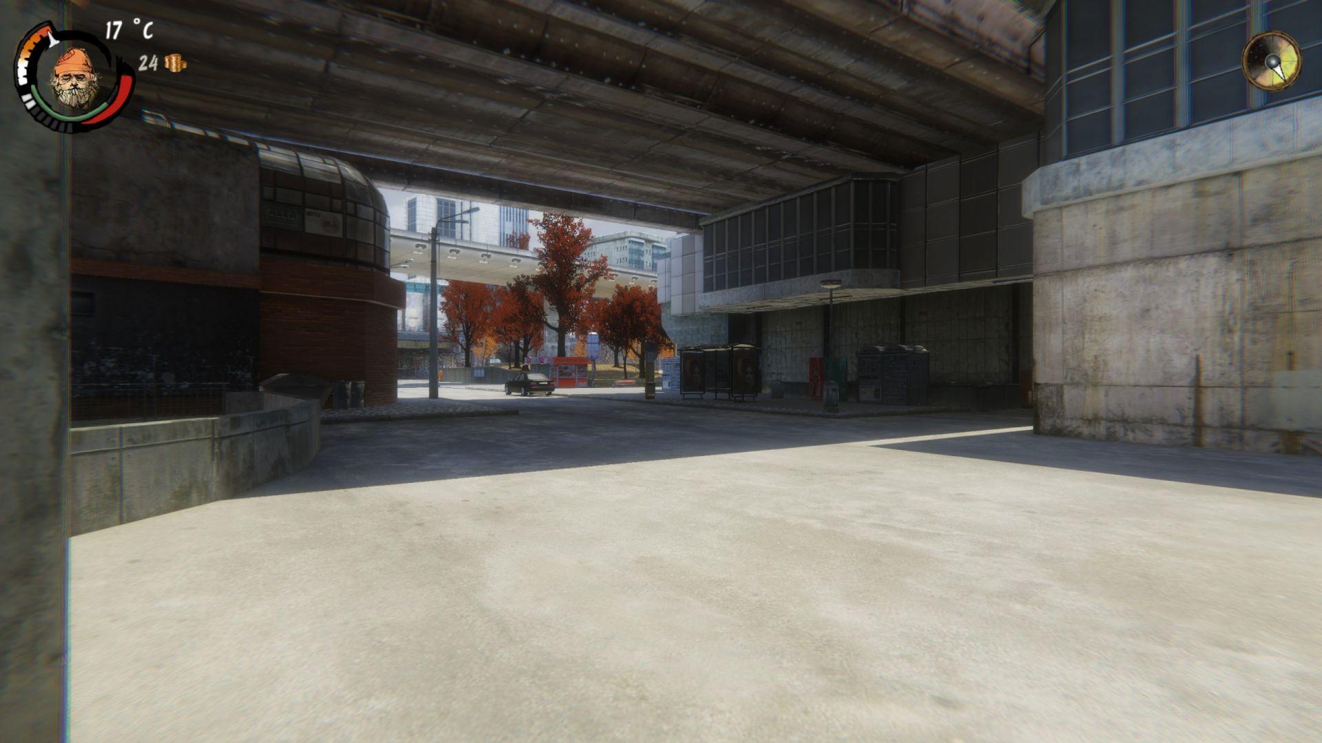 Pod mostem je hej!