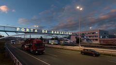 Recenze Euro Truck Simulator 2 - Iberia, pyrenejského rozšíření