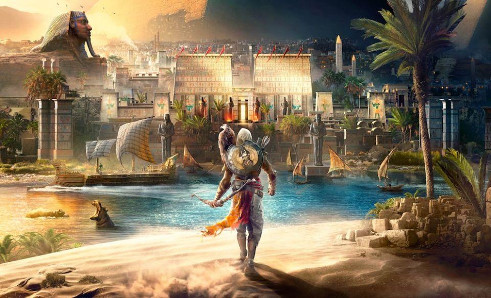 AC: Origins nově nabízí virtuální encyklopedii