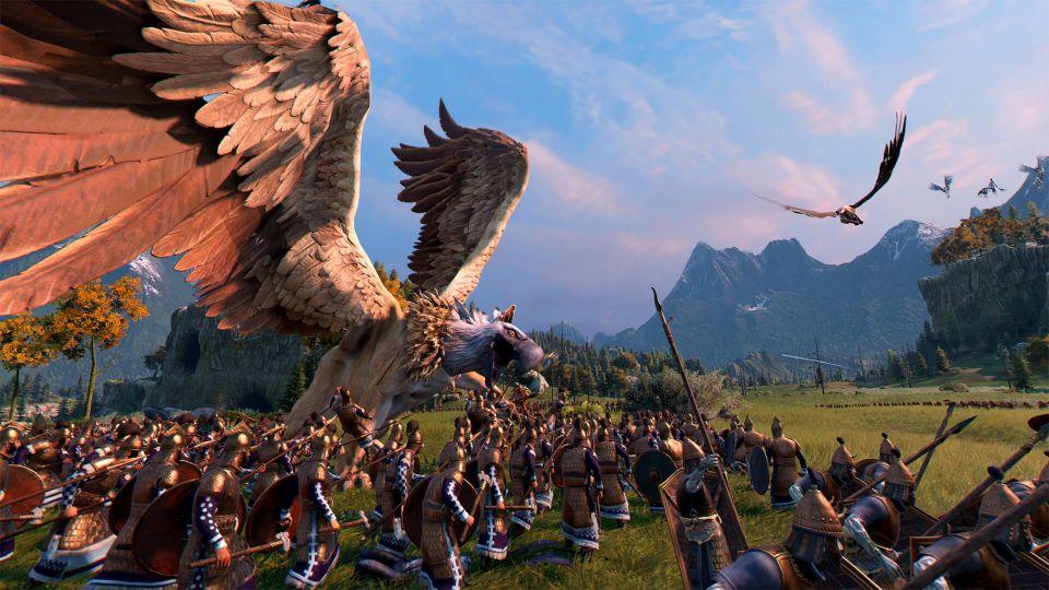 Rozšíření pro Total War Saga: Troy přivítá mytické bestie. Na bojišti se objeví harpyje, kentauři a další