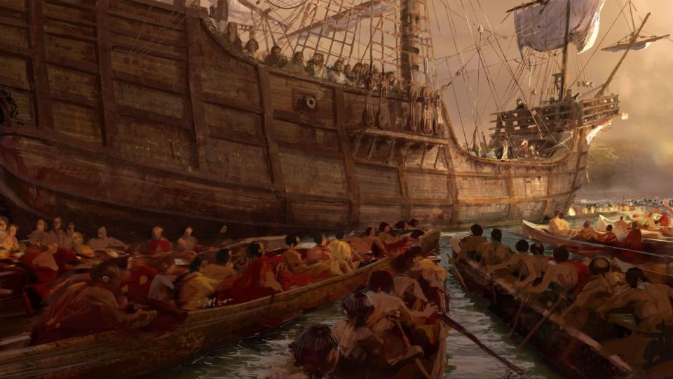 Nejnovější video z Age of Empires IV se soustředí na námořní boje a Abbásovce