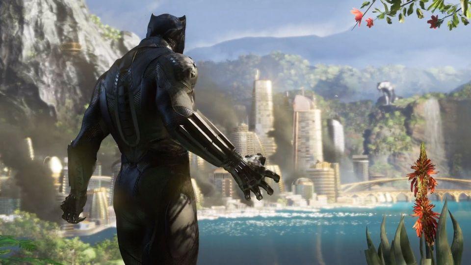 Do Marvel's Avengers se v srpnu konečně přiřítí Black Panther