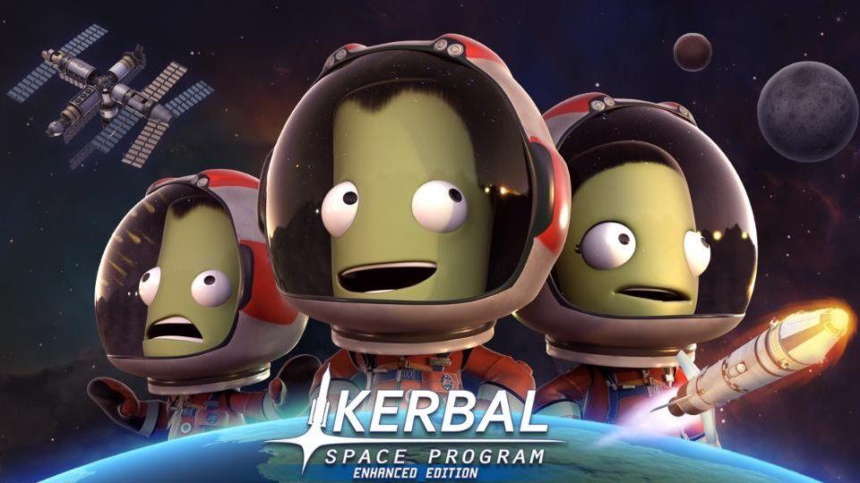 První Kerbal Space Program se ještě letos podívá na PS5 a Xbox Series. Pokračování dorazí příští rok