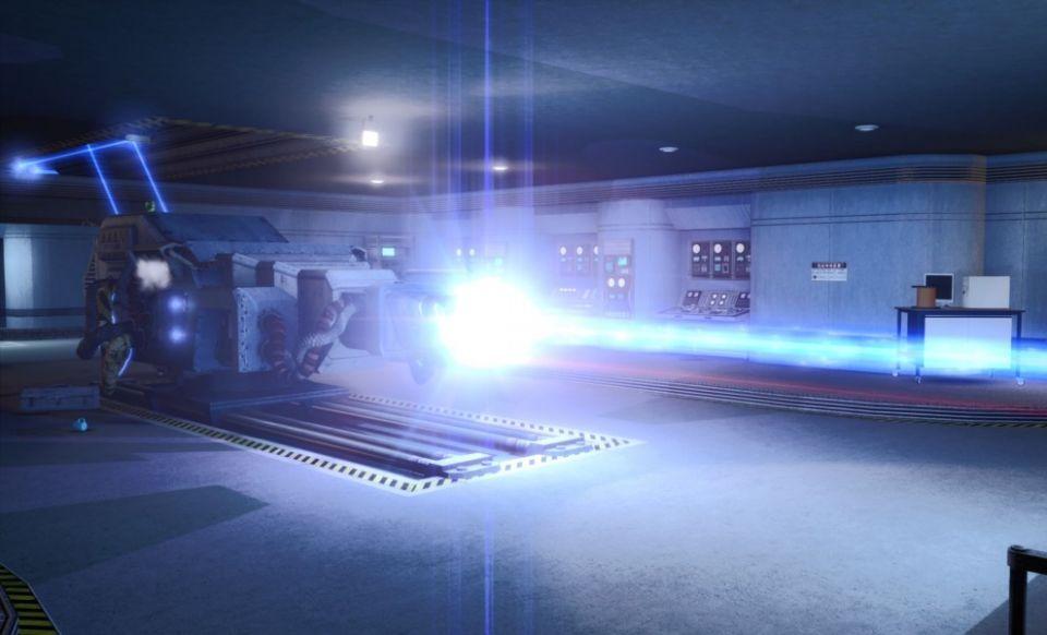 Black Mesa lze hrát od začátku do konce