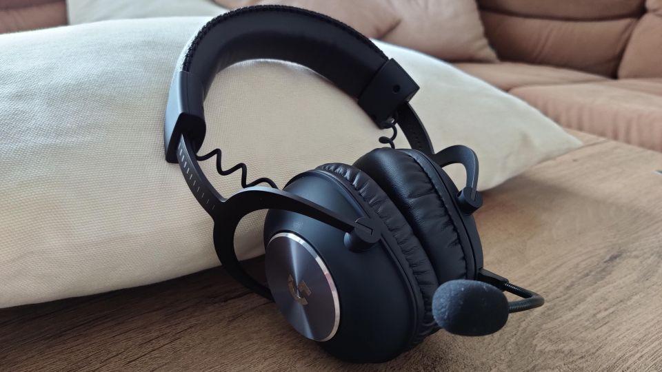 Soutěžte s námi o skvělá sluchátka Logitech G Pro X