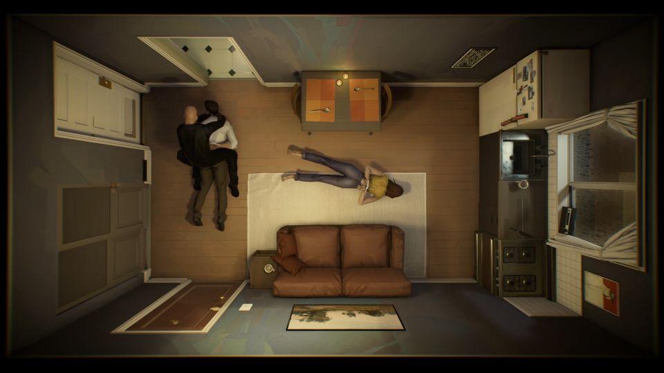 Strastiplný život v časové smyčce předvádí gameplay ukázka z Twelve Minutes