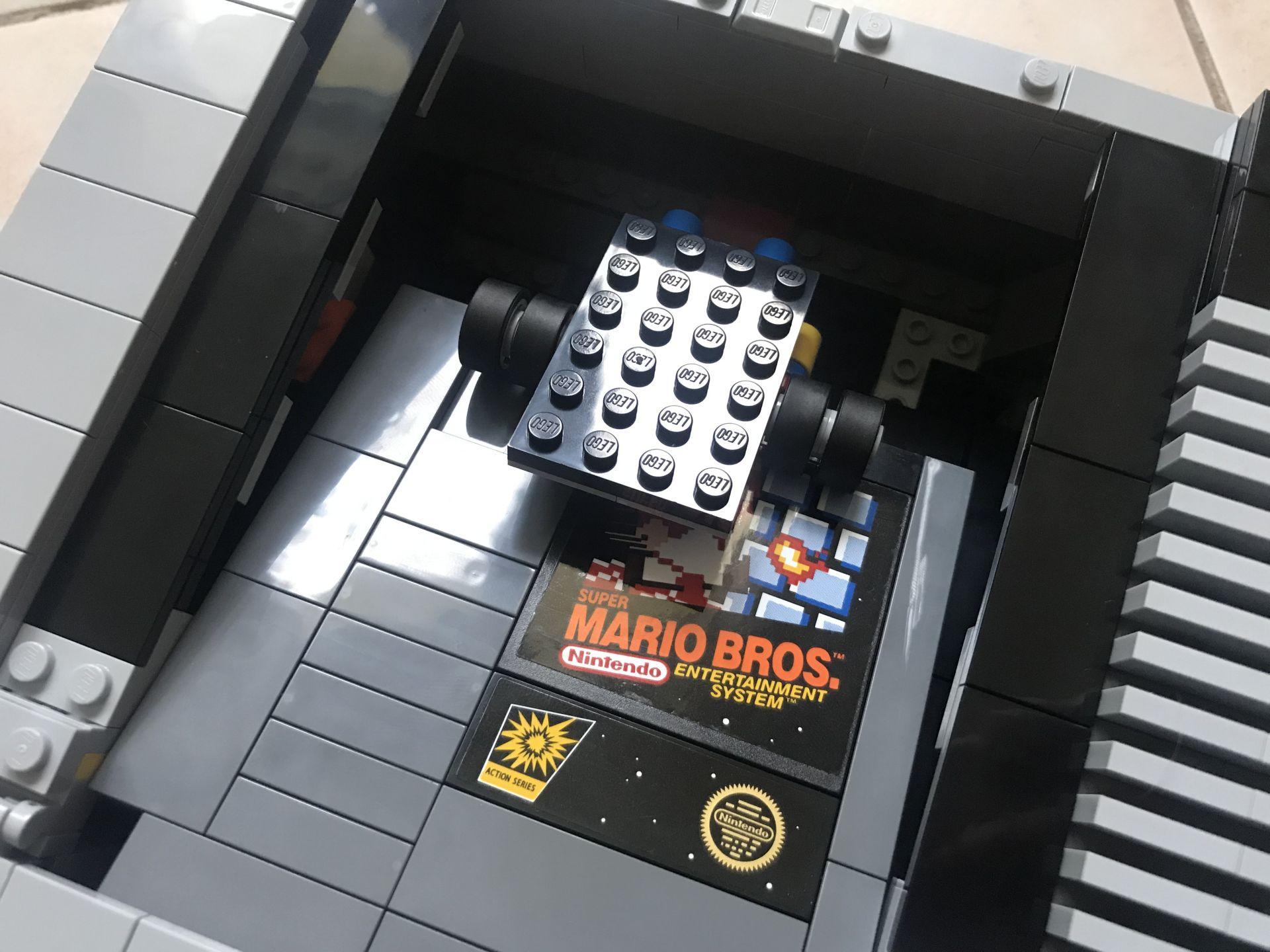 První Lego mechanika, kterou jsem v životě viděl