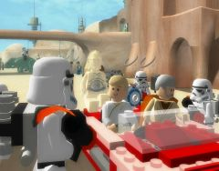 LEGO Star Wars II: The Original Trilogy - první dojmy