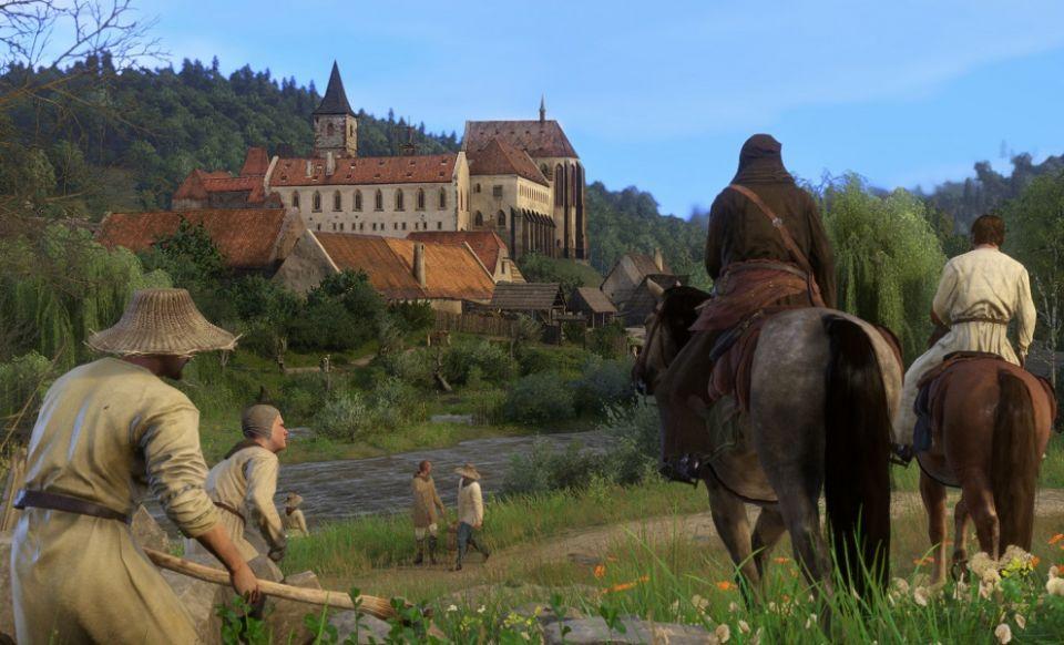 Kingdom Come na PS4 a XO jen v 900p
