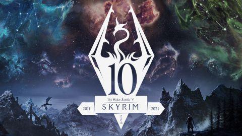Bethesda ohlašuje Jubilejní edici Skyrimu. Vyjde na 10. výročí původní verze