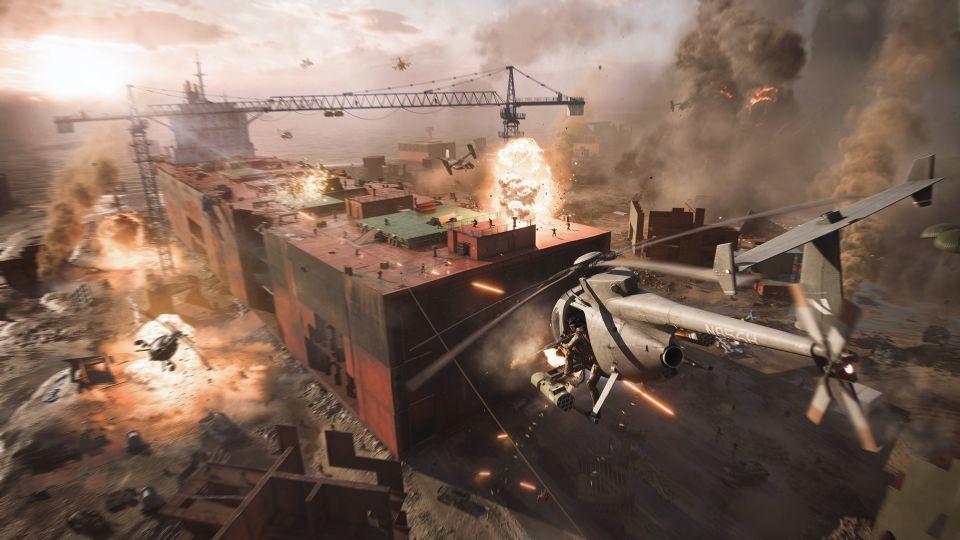 Battlefield 2042 údajně nabídne bláznivý sandboxový režim. V něm se objeví mapy, zbraně a technika z předchozích dílů